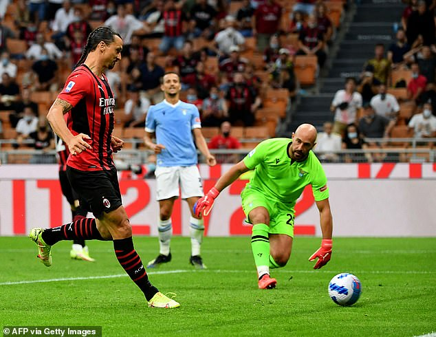 Former Liverpool goalkeeper Pepe Reina is still plying his trade, now at his eighth club - Lazio