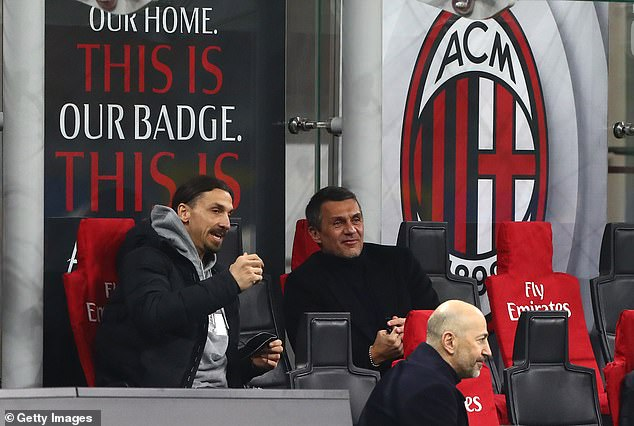 Milan legend Paolo Maldini is now the club's technical director and is making a positive impact