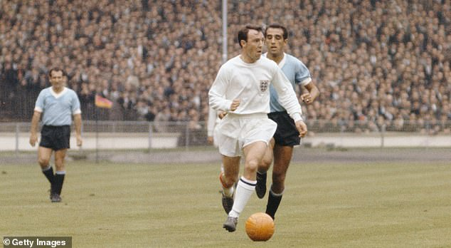 Greaves was part of Sir Alf Ramsay's 1966 World Cup-winning squad but was injured early in the tournament