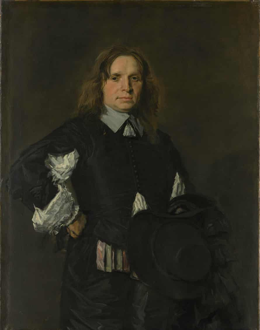 Portrait of a Man, early 1650s