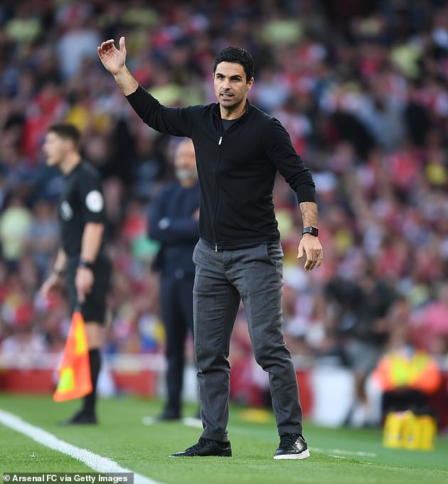 Arsenal manager Arteta has admitted he is not feeling 'positive' about Xhaka's injury