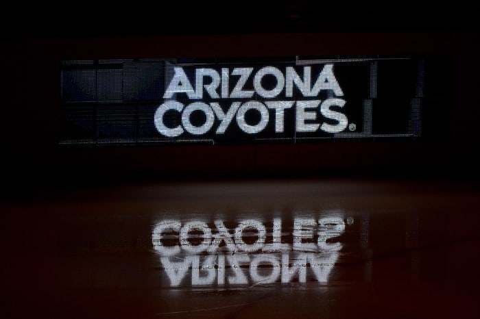Arizona Coyotes logo
