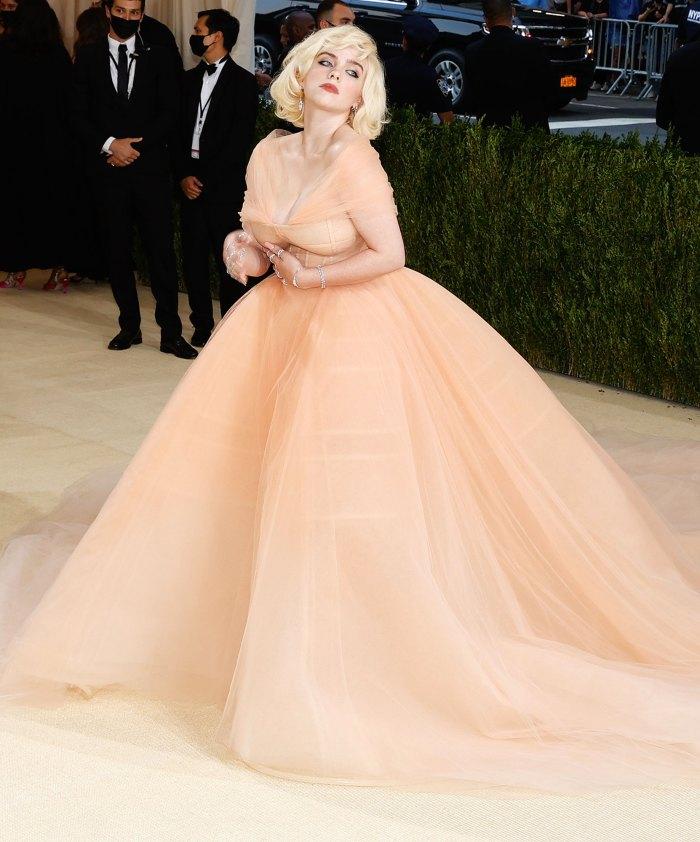 Billie Eilish Met Gala 2021 Best Dressed Feature