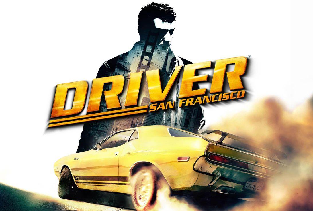 Driver San Francisco Ubisoft game