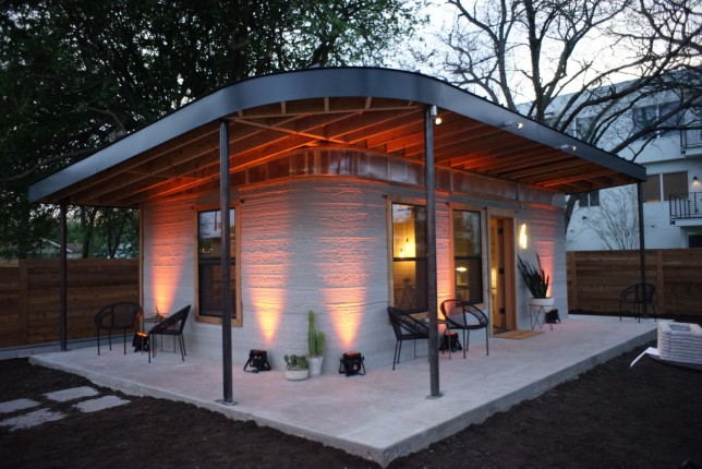 Inside the £360,000 house that was 3D printed by robots