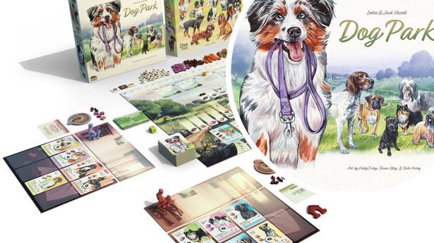 Dog Park is the newest Kickstarter project looking for backers