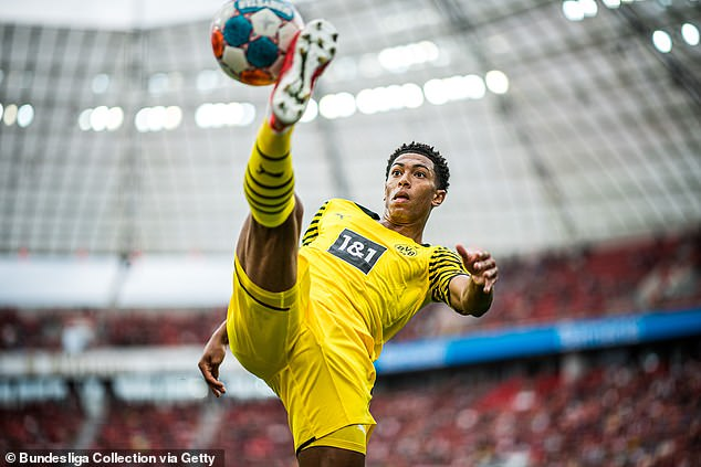Jude Bellingham continues to impress after an amazing debut season at Borussia Dortmund