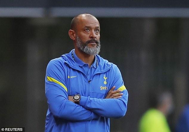 Tottenham manager Nuno Espirito Santo cursed the club's 'terrible' luck regarding injuries