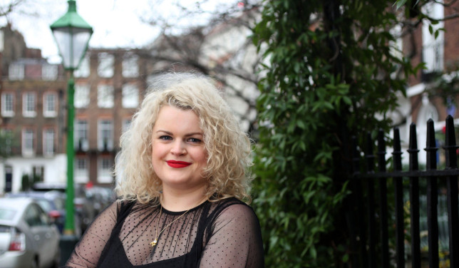 LONDON, FEBRUARY 28TH 2020. Rose Stokes, freelance writer and journalist for Metro Online, pictured in London, February 28th 2020. Photo credit: Susannah Ireland