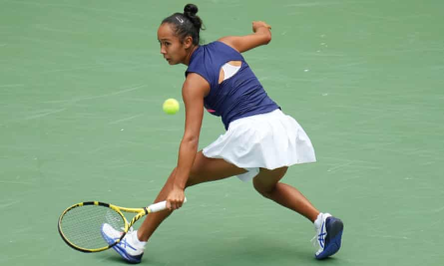 Leylah Fernandez beat three of the top five seeds on her way to the final, then lost to qualifier Raducanu.
