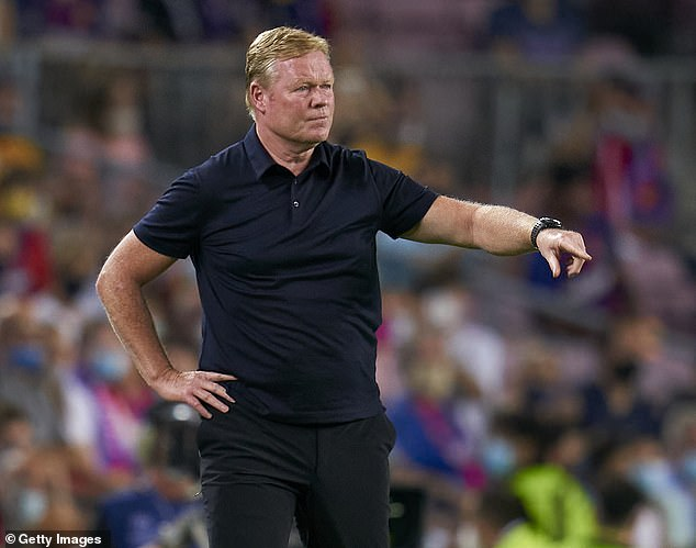 Ronald Koeman is considering leaving Sergi Roberto out for the game against Granada