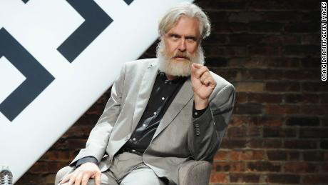 George Church, professor of genetics at Harvard Medical School, spoke onstage during The New Yorker TechFest 2016 in New York City.