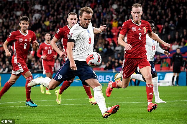 Kane snatched at a chance in the second half, as Roy Keane criticised his overall impact