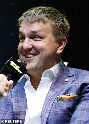 Usyk's promoter Alexander Krassyuk says Tyson Fury wouldn't trouble the Ukrainian