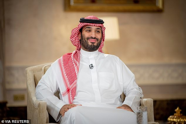 Saudi Crown Prince Mohammed Bin Salman is the chair of Saudi Arabia's Public Investment Fund, which is expected to splash the cash to take Newcastle up the table and into Europe