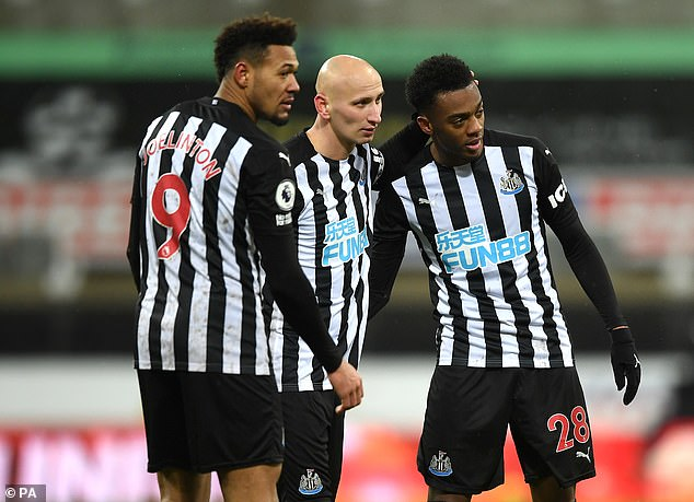 Shelvey said the first task for the players was to steer clear of relegation and grab their first win