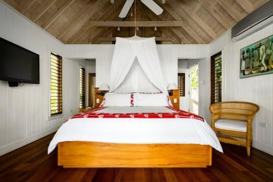 fleming villa bedroom