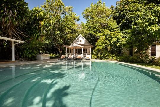 fleming villa pool