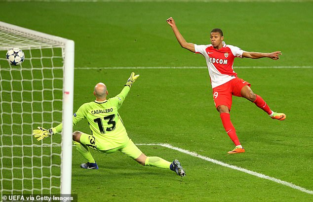 Campos brought Kylian Mbappe to Monaco, where he enjoyed an incredible emergence