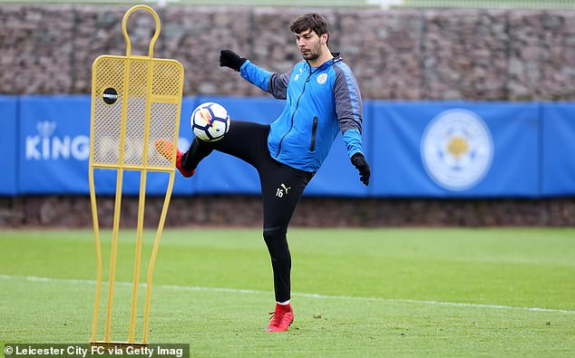 Dragovic made 17 appearances for the Foxes before he returned to Bayer Leverkusen