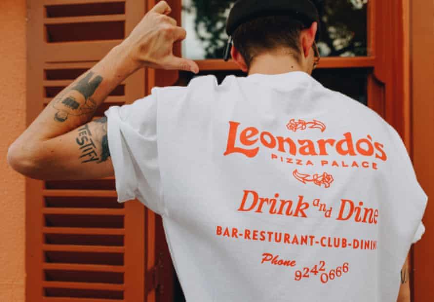 Leonardo's Pizza Palace merch