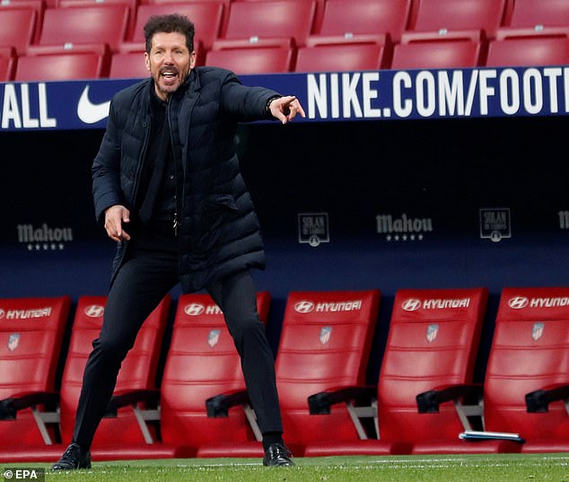 Diego Simeone tried to find out last summer if Lionel Messi would join Atletico Madrid