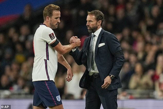 England boss Gareth Southgate was disappointed by his team's display on Tuesday night