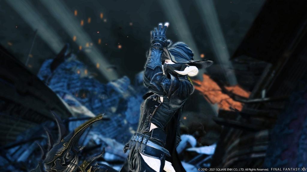 The Reaper in Endwalker.