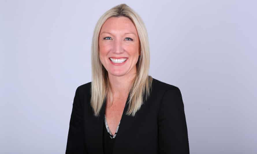 Amanda Vandervort, pictured in 2019, says: 'Creating jobs and opportunities for players is an exciting venture.'