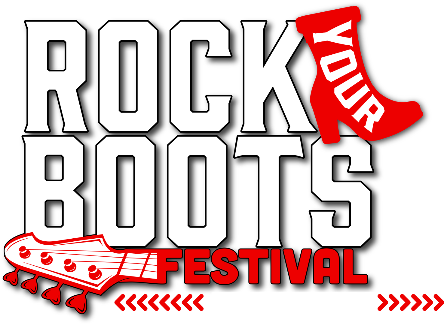 Logo Rock your boots