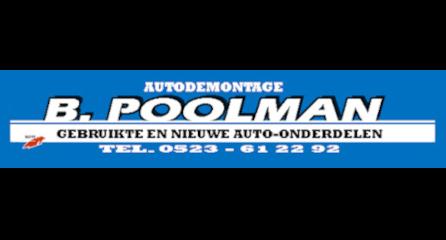 B Poolman