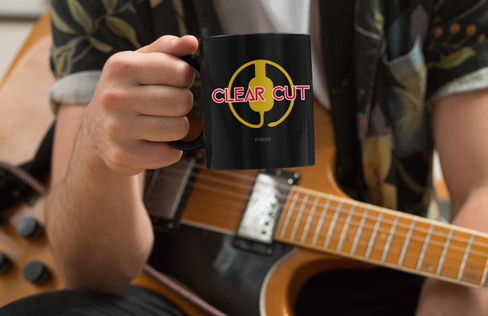 music studio website template