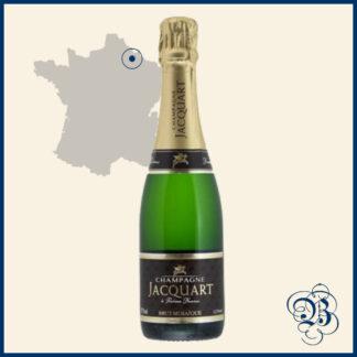 Jacquart Brut Mosaïque 0,375L
