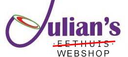 Julian's Webshop