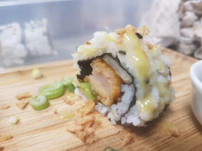 sushi garnalen