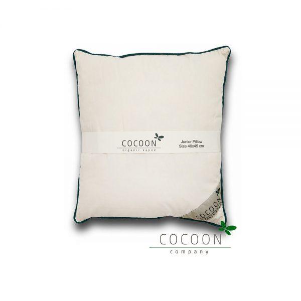 100% Ekologiskt täcke av bomull och kapok