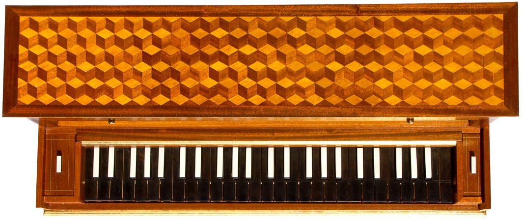 Webshop – Tidiga klaver 1700