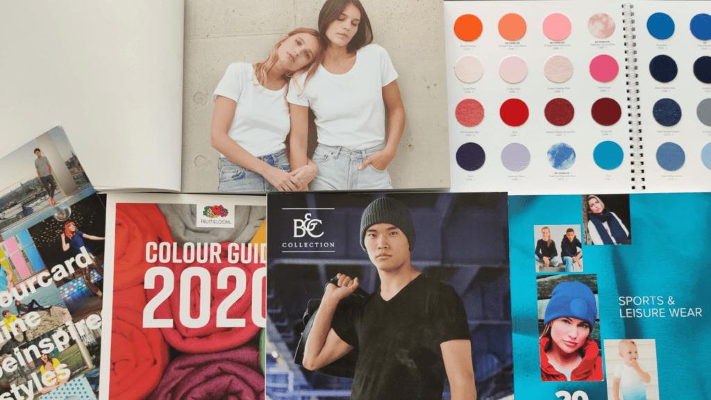 Kleurenkaart Catalogus