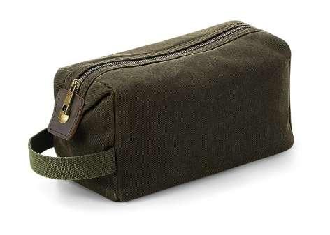 QD651 - Toiletzak Olive Green