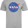 Nasa Shirt Grey front