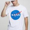 Nasa Shirt white 1