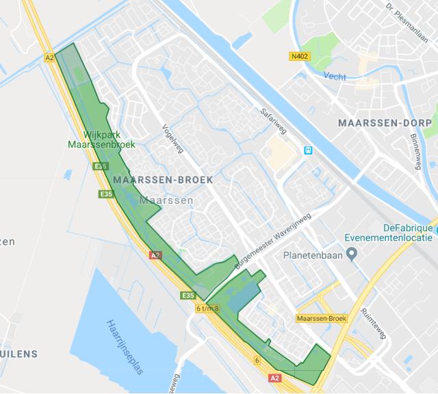 Wijkpark Maarssenbroek