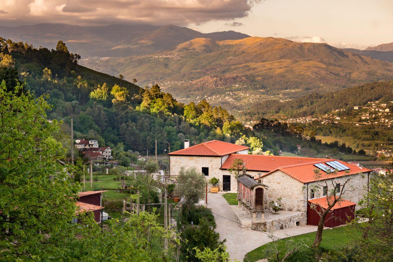 Quinta Olivia in de natuur