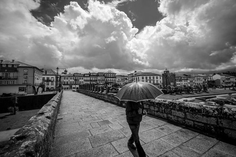 Romeinse brug Ponte de Lima