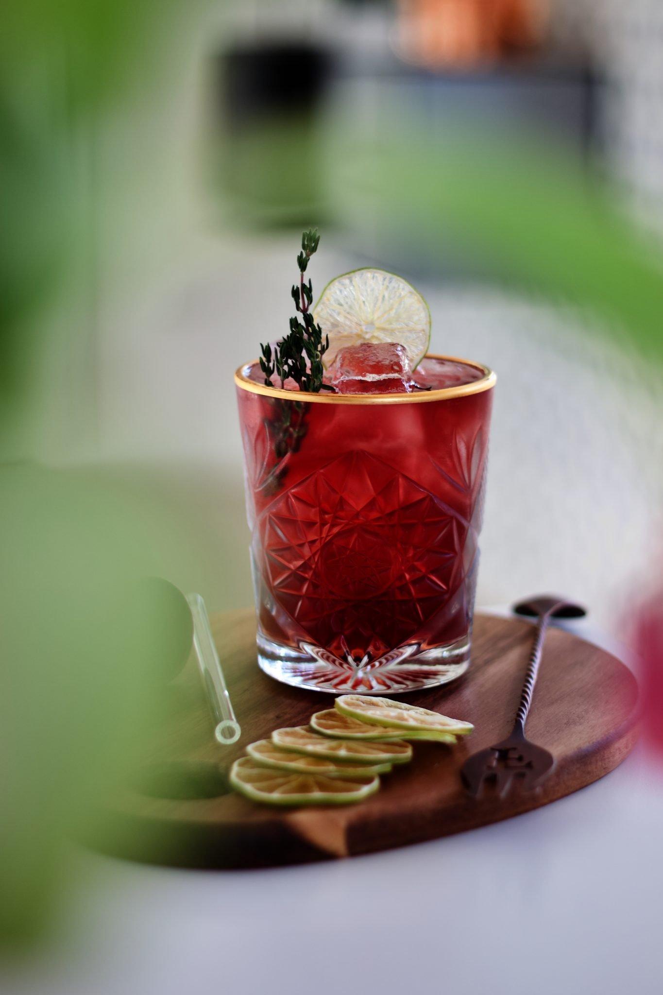cocktail aronia likør