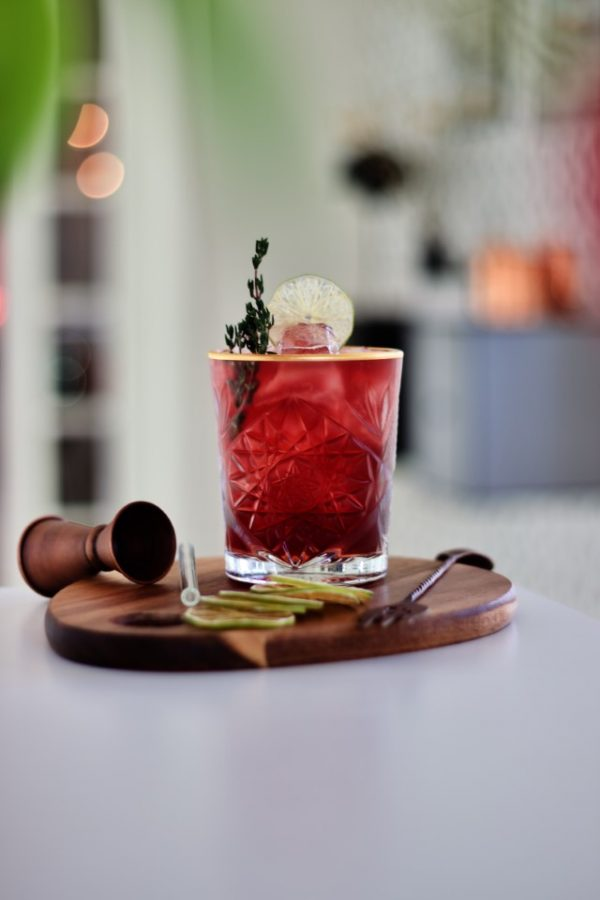 Cocktail aronia