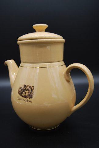 Vintage DE koffiepot (Douwe Egberts)