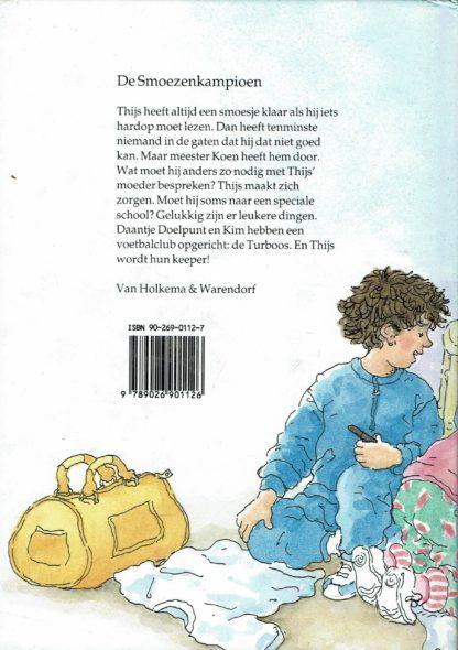 De Smoezenkampioen - Carry Slee - ISBN 9026901127