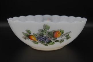 Arcopal, Fruits de France, Geschulpte Schaal 23 cm