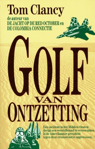 Golf van ontzetting - Tom Clancy